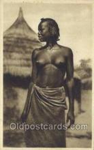 afr001638 - Costumi Africa Orientale African Nude Nudes Postcard Post Card