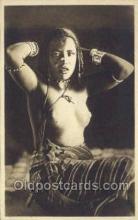 afr001643 - Costumi Africa Orientale African Nude Nudes Postcard Post Card