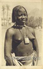 afr001647 - Costumi Africa Orientale African Nude Nudes Postcard Post Card