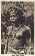 afr001663 - Costumi Africa Orientale African Nude Nudes Postcard Post Card