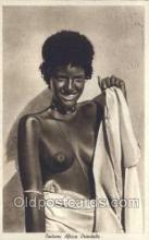 afr001668 - Costumi Africa Orientale African Nude Nudes Postcard Post Card