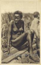 afr001681 - Costumi Africa Orientale African Nude Nudes Postcard Post Card