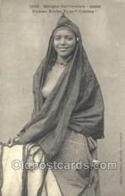 afr001691 - Afrique Occidentale Femme Arabe African Nude Nudes Postcard Post Card