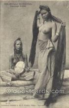 afr001697 - Afrique Occidentale Danseuses Arabes African Nude Nudes Postcard Post Card