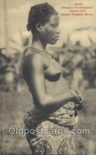 afr001710 - Afrique Occidentale Etude No 241 Jeune Femme Mina African Nude Nudes Postcard Post Card