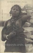afr001722 - Afrique Occidentale Fille Maura African Nude Nudes Postcard Post Card
