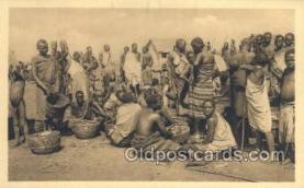afr001743 - Ruanda African Nude Nudes Postcard Post Card