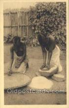 afr001754 - Ruanda African Nude Nudes Postcard Post Card