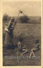 afr001756 - Ruanda African Nude Nudes Postcard Post Card