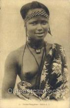 afr001766 - Femme Senegalaises African Nude Nudes Postcard Post Card