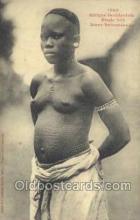 afr001780 - Afrique Occidentale Etude 203 Jeune Dahomeenne African Nude Nudes Postcard Post Card