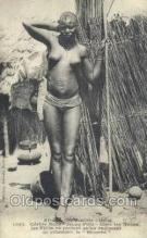 afr001784 - Senegal African Nude Nudes Postcard Post Card