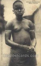 afr001786 - Jeune Fericheuse African Nude Nudes Postcard Post Card