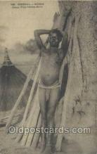 afr001806 - Senegal - Diobas African Nude Nudes Postcard Post Card