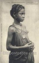 afr001845 - Jeune Fille Maure Pourougne African Nude Nudes Postcard Post Card