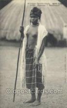 afr001851 - Haute Guinee African Nude Nudes Postcard Post Card