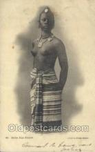 afr001896 - African Nude Nudes Postcard Post Card