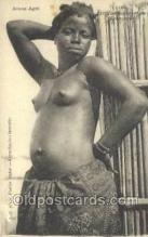 afr001902 - African Nude Nudes Postcard Post Card
