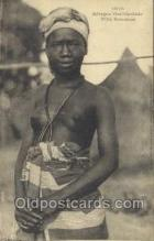 afr001908 - African Nude Nudes Postcard Post Card