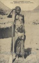 afr001913 - African Nude Nudes Postcard Post Card