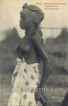 afr001922 - African Nude Nudes Postcard Post Card