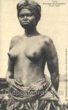 afr001925 - African Nude Nudes Postcard Post Card