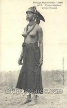 afr001927 - African Nude Nudes Postcard Post Card