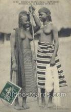 afr001944 - African Nude Nudes Postcard Post Card