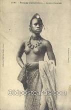 afr001951 - African Nude Nudes Postcard Post Card
