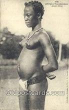afr001956 - African Nude Nudes Postcard Post Card