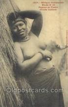 afr001986 - African Nude Nudes Postcard Post Card