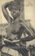 afr001992 - African Nude Nudes Postcard Post Card