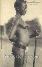 afr001995 - African Nude Nudes Postcard Post Card