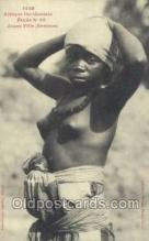 afr001996 - African Nude Nudes Postcard Post Card