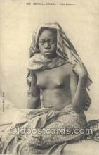 afr001997 - African Nude Nudes Postcard Post Card
