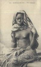 afr002011 - African Nude Nudes Postcard Post Card