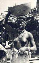 afr002064 - African Nude Nudes Postcard Post Card