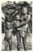 afr002074 - African Nude Nudes Postcard Post Card