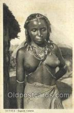 afr002110 - Eritrea African Nude Nudes Postcard Post Card