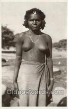 afr002113 - Eritrea African Nude Nudes Postcard Post Card