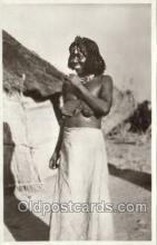 afr002115 - Eritrea African Nude Nudes Postcard Post Card