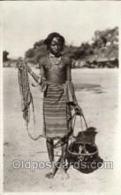 afr002116 - Eritrea African Nude Nudes Postcard Post Card