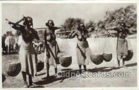 afr002130 - Eritrea African Nude Nudes Postcard Post Card