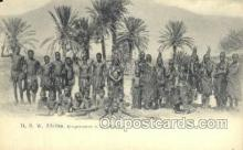 afr002131 - African Nude Nudes Postcard Post Card