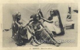 afr002132 - Djibouti African Nude Nudes Postcard Post Card
