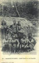 afr002152 - Ogooue N Doro African Nude Nudes Postcard Post Card