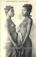 afr002154 - African Nude Nudes Postcard Post Card