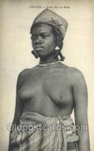 afr002155 - African Nude Nudes Postcard Post Card