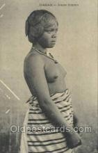afr002164 - African Nude Nudes Postcard Post Card