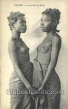 afr002171 - African Nude Nudes Postcard Post Card
